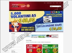 Stampa Volantini Online