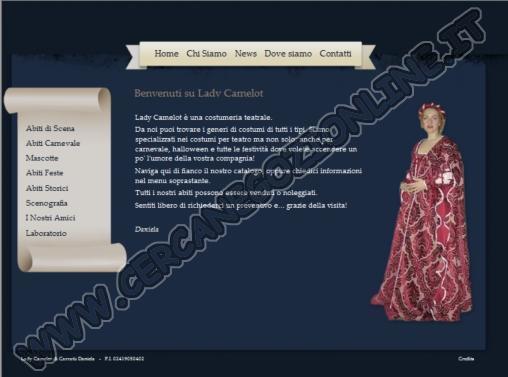 Lady Camelot