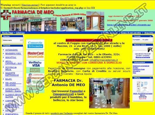 Farmacia Demeo