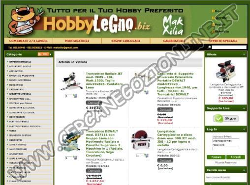 Hobby Legno
