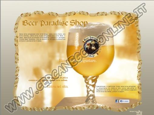 Beer Paradise Shop