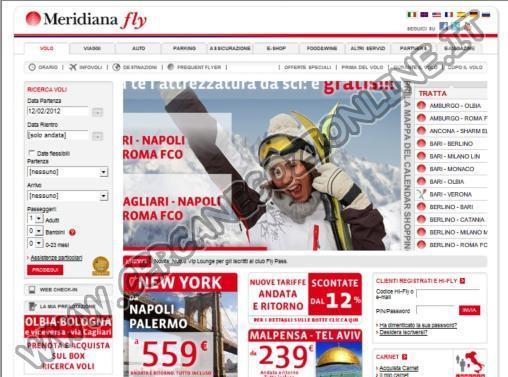 Meridiana S.p.a