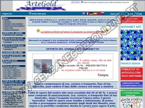 Artegold.com