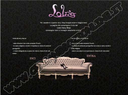 Lola's Sexy Shop
