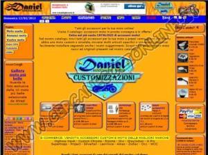 Daniel Accessori Moto