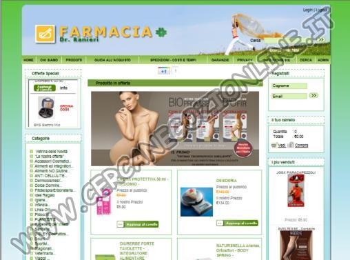 Farmacia Online Dr. Ranieri