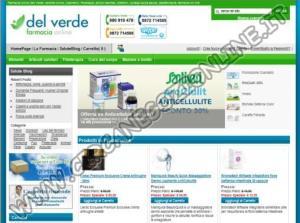 Farmacia Del Verde