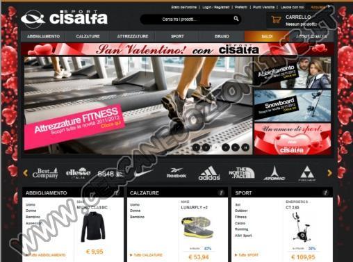 Cisalfa Sport - Offerte per Abbigliamento Sportivo.
