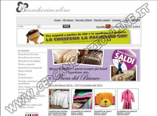 Biancheriaonline.com
