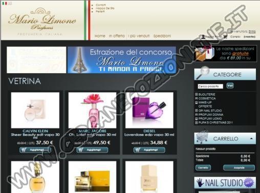 Profumerie Limone Online