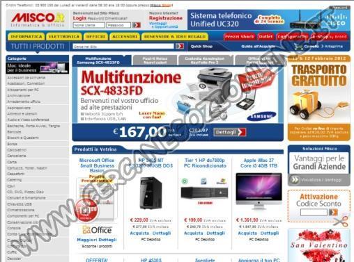 Misco Italy Computer Supplies S.p.A.