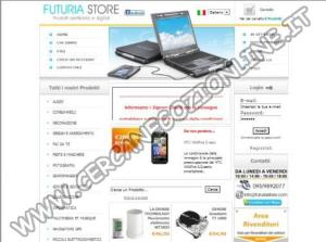 Futuria Store
