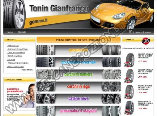 Tonin Gomme