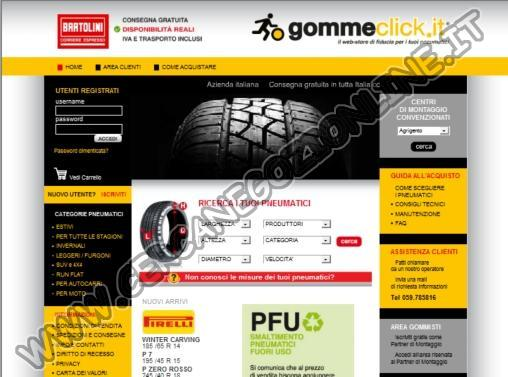 Gommeclick.it