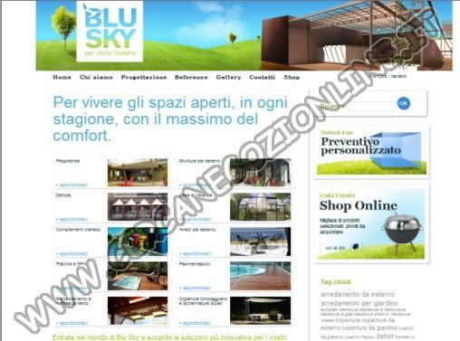 Blu Sky Shop