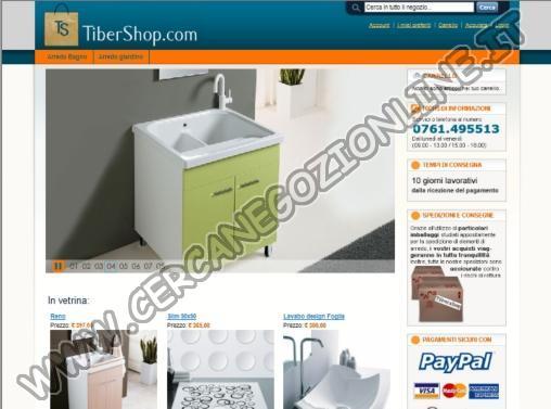 TiberShop
