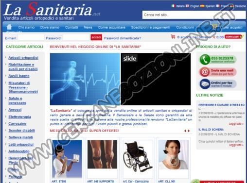 Lasanitaria.net