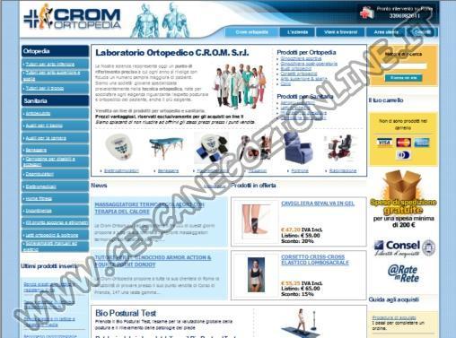 Crom-ortopedia.it