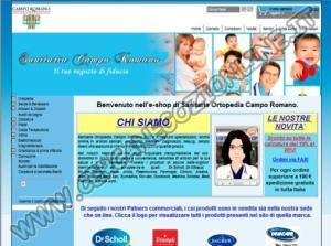 Sanitaria Ortopedia Campo Romano S.r.l.